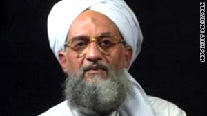 A new audio message purportedly comes from Ayman al-Zawahiri, al Qaeda's second in command.