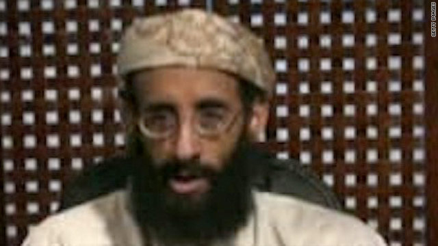 An image of Anwar Al-Awlaki released by the SITE Intelligence Group  on October 23, 2010.