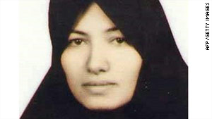 Sakineh Mohammadi Ashtiani was convicted of adultery in 2006 and sentenced to death by stoning.