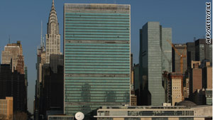 The draft resolution condemning Iran could be adopted by the UN General Assembly next month.