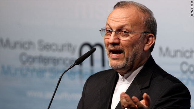 Manouchehr Mottaki was one of the Islamic republic's public faces in the global debate on Iran's nuclear program.