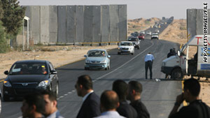 Israel is planning to ease economic measures against Gaza.