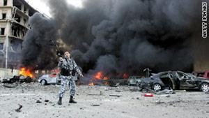 Hariri was killed in Beirut on February 14, 2005.