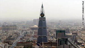 A State Department directive cited improved security in Riyadh, above, and other areas in Saudi Arabia.