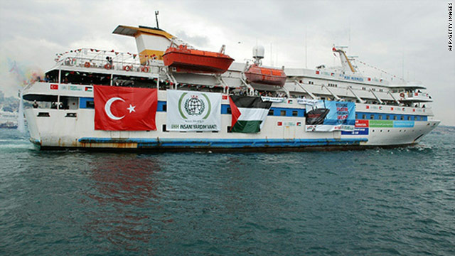 On May 31, Israeli forces intercepted an aid flotilla headed to Gaza from Turkey. Nine Turkish activists were killed. Thousands are expected to greet the boat at the center of the controversy, the Mavi Marmara, when it arrives Sunday in Istanbul.