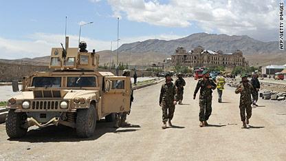 Bagram Air Force Base Bagram Air Base Attack