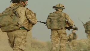Afghanistan Crossroads blog