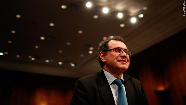 Nouriel Roubini earned the nickname 'Dr Doom' for his gloomy predictions on the global economic crisis.