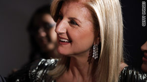 Arianna Huffington set up the left-leaning Huffington Post in 2005 as an alternative to the right-wing Drudge Report.