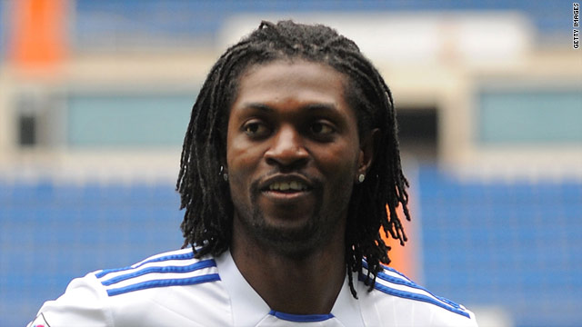 Africans living abroad, such as Togolese footballer Emmanuel Adebayor, could be a target for diaspora bonds.