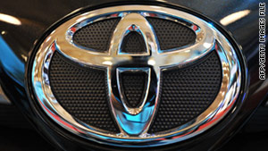 Toyota recall affecting some early model Prius cars.