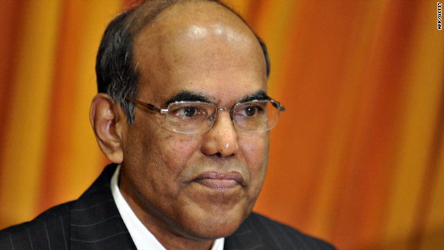 Reserve Bank Governor Duvvuri Subbarao has said bringing down India's inflation rate is more important than short term growth.