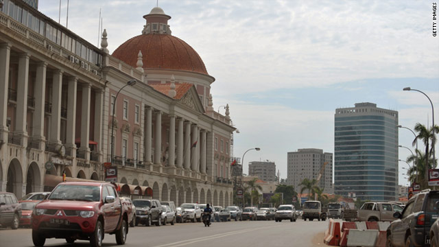 Luanda, Angola, has been named the world's most expensive city for expats.