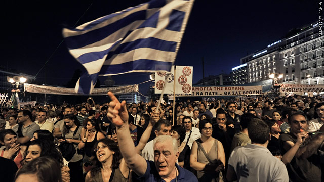 Q&A: Europe's scramble to solve Greek crisis