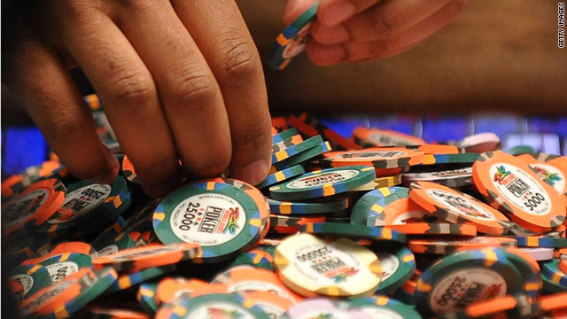 American online poker players were prevented from playing in April.