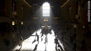 New York City's iconic Grand Central Station may host Apple's largest store in the world.