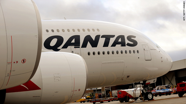 Qantas announced a major restructuring that will see it buy up to 110 Airbus A320s and focus on Asia to stem financial losses.