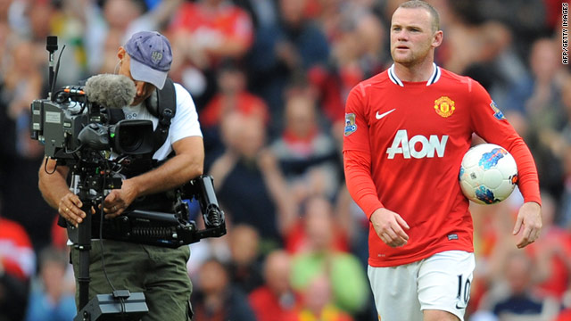 The global appeal of Manchester United, with its star players such as Wayne Rooney, has never been higher.