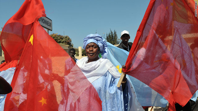 China's growing influence in Africa is creating nervousness in the West, say analysts.