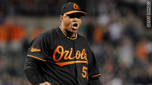 Baltimore Orioles pitcher Alfredo Simon said the shooting was an accident.