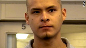 Police identified the suspect as Cesar Dominguez-Garcia, 21.