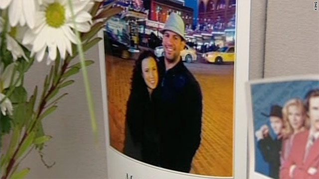 Kate Donahue, 25, died Thursday from burns suffered on New Year's Eve. Her fiance, Jesus Sanchez, died earlier this week.