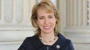 "Rep. Gabrielle Giffords is ""making progress every day,"" a friend and fellow lawmaker said Sunday."