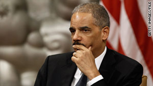 Attorney General Eric Holder and the Justice Department are calling attention to the growing problem of stalking.