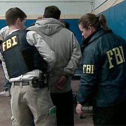 Scores arrested in FBI organized crime raids