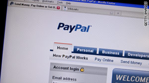 "Members of the group, ""Anonymous,"" targeted PayPal and other websites in a recent string of cyber attacks."