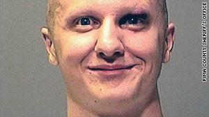 Jared Lee Loughner is accused of opening fire at a Tuscon supermarket in January, leaving six dead and 13 injured.