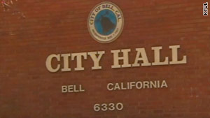 Eight former and current members of Bell's city council are accused of misappropriating more than $5.5 million.