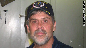 Richard Phillips, captain of the Maersk Alabama, was held hostage in a lifeboat off Somalia in 2009.