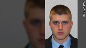U.S. Marshal Derek Hotsinpiller was fatally shot Wednesday in Elkins, West Virginia.