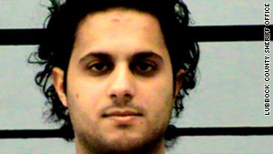 Khalid Ali-M Aldawsari, a Saudi national, was arrested on Thursday for allegedly acquiring materials to make explosives.