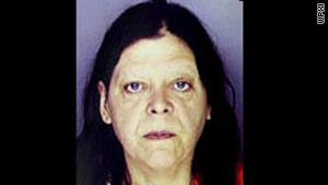 Marjorie Diehl-Armstrong was sentenced for helping a man with a 2003 robbery on the outskirts of Erie, Pennsylvania.