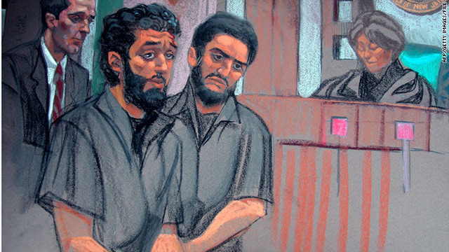 Mohamed Alessa and Carlos Almonte pleaded guilty to trying to join an al Qaeda-affiliated group.