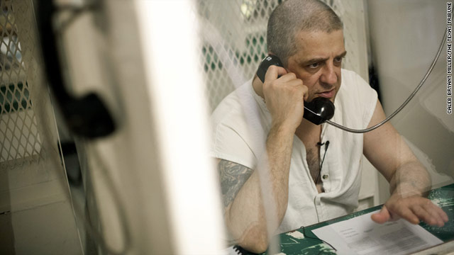 "Texas death row inmate Henry ""Hank"" Skinner was convicted in the murders of his girlfriend and two sons."