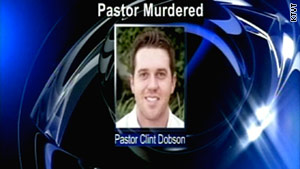 Rev. Clint Dobson was found dead in the NorthPointe Baptist Church.