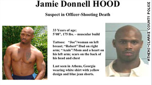 The reward for information leading to the arrest of Jamie Donnell Hood grew to $50,000 Tuesday.