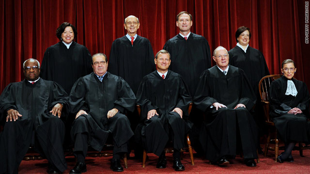 The Supreme Court justices offered split assessments in a case dealing with the constitutional rights of minors.