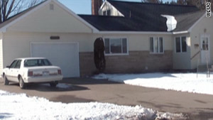 Search warrents were issued at a residence in Kingsford, Michigan, WLUC-TV reports.