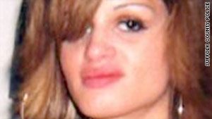 Shannon Gilbert, 24, was last seen alive on May 1, WABC reported.
