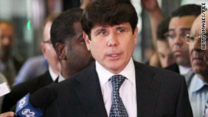 Former Illinois Gov. Rod Blagojevich is preparing for a retrial on corruption-related charges.