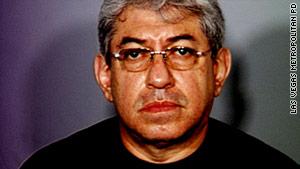 Ruben Dario Mattallana-Galvas, 55, has been charged with one count of murder.