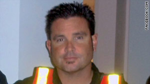 San Francisco Giants fan Bryan Stow was attacked as he left the parking lot of the Los Angeles Dodgers on March 31.