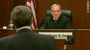 Judge Warren Darrow declined Wednesday to grant a mistrial in the James Ray case.