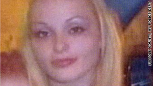 The body of Melissa Barthelemy, 24, of Erie County, New York, was discovered by police along with three others.