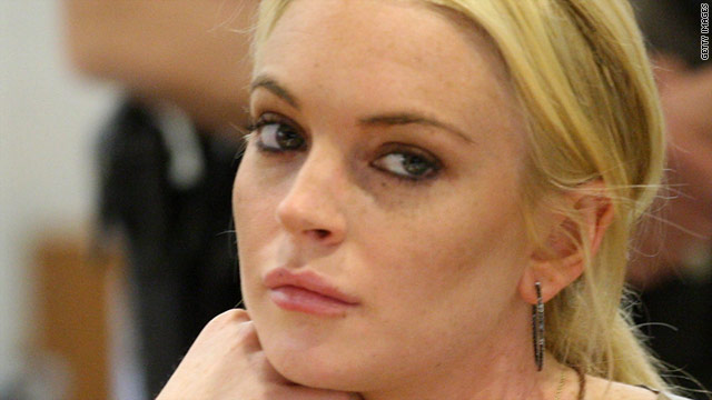 In sending Lindsay Lohan to jail, the judge said  she  might behave better after seeing &quot;how truly needy women ... have to live.&quot;