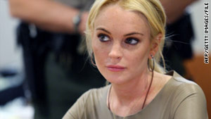 Lindsay Lohan returns to court Friday morning for a preliminary